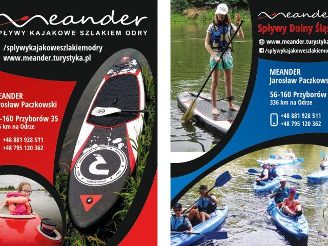 Meander – spływy kajakowe