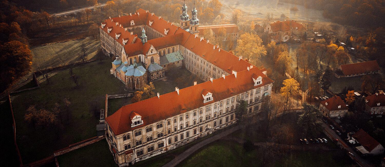 Klasztor Lubiąż