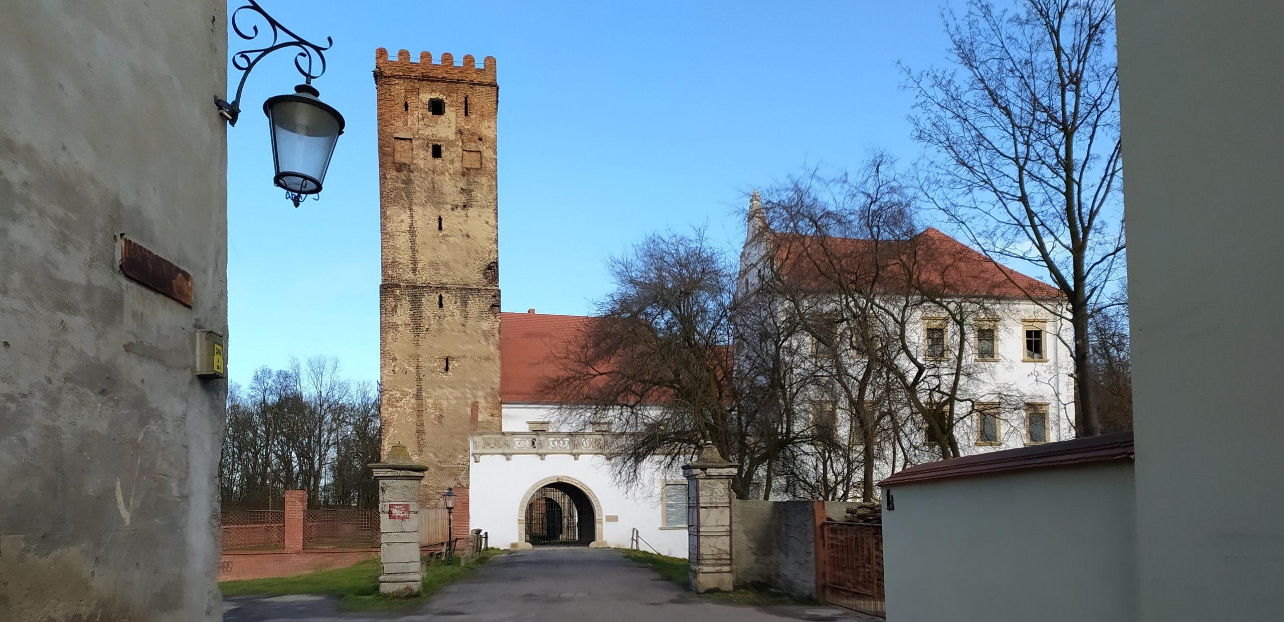 Zamek Rycerski na Szlaku Odry w Prochowicach